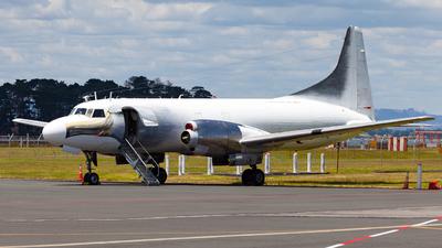 ZK-KFL - Convair CV-580(F)(SCD) - Air Chathams
