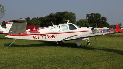 N777KW - Beechcraft V35A Bonanza - Private