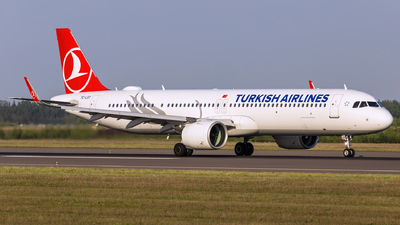 A picture of TCLST - Airbus A321271NX - Turkish Airlines - © Mikko Heiskanen