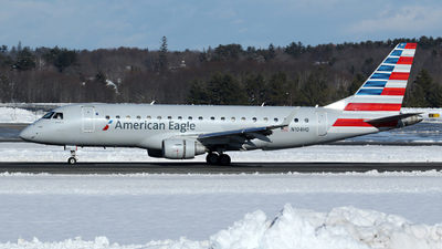 N104HQ - Embraer 170-200LR - American Eagle (Republic Airways)