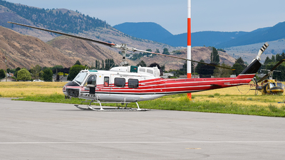 C-FETK - Bell 205A-1 - High Terrain Helicopters