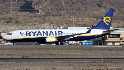 9H-QAU - Boeing 737-8AS - Ryanair