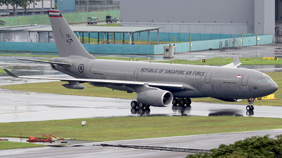 761 - Airbus A330-243(MRTT) - Singapore - Air Force