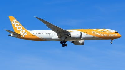 9V-OJF - Boeing 787-9 Dreamliner - Scoot