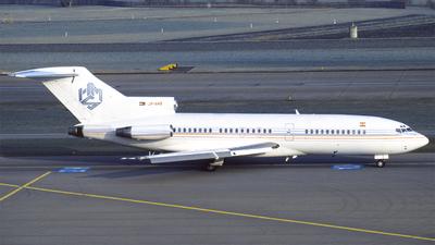 JY-AHS - Boeing 727-30 - Private