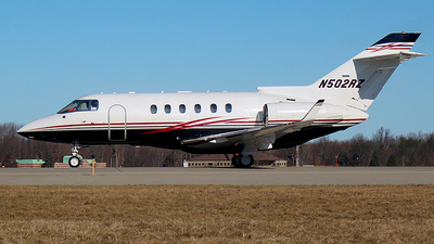 N502RZ - Hawker Beechcraft 900XP - Private