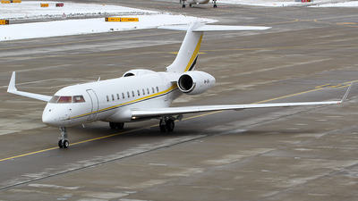 M-IUNI - Bombardier BD-700-1A11 Global 5000 - Private