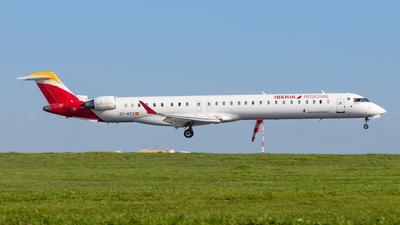 EC-MTZ - Bombardier CRJ-1000 - Iberia Regional (Air Nostrum)