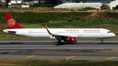 B-1001 - Airbus A321-231 - Juneyao Airlines