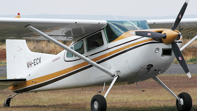 VH-ECV - Cessna A185F Skywagon - Private