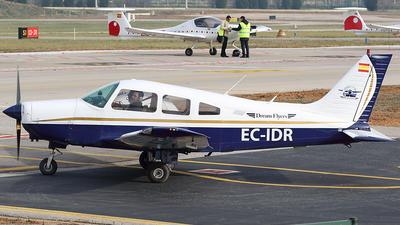 EC-IDR - Piper PA-28-161 Warrior II - Private