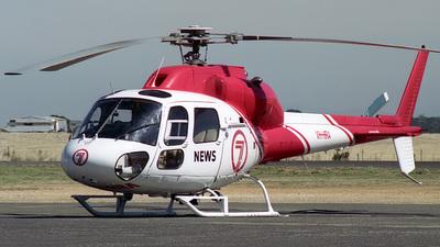 VH-HRA - Aérospatiale AS 355F1 Ecureuil 2 - Channel Seven News