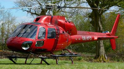 OE-XFS - Aérospatiale AS 355F1 Ecureuil 2 - Sky Heli