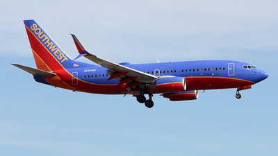A picture of N269WN - Boeing 7377H4 - Southwest Airlines - © toyo_69pr
