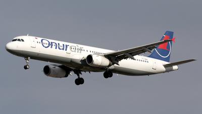 TC-OEB - Airbus A321-231 - Onur Air