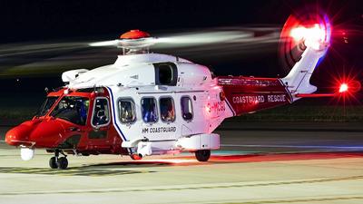 G-MCGU - Agusta-Westland AW-189 - United Kingdom - Coast Guard