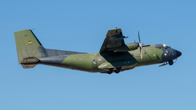 50-57 - Transall C-160D - Germany - Air Force