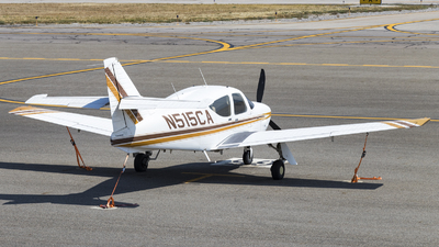 N515CA - Rockwell Commander 114 - Private