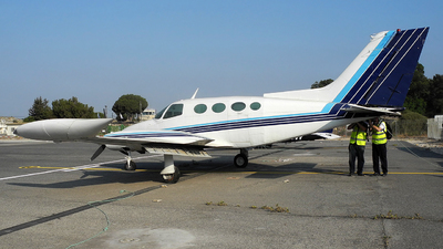 4X-CBR - Cessna 401B - Private