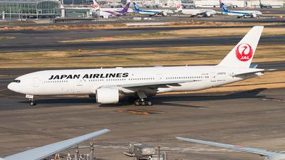 JA8978 - Boeing 777-289 - Japan Airlines (JAL)