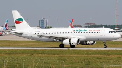 LZ-LAE - Airbus A320-231 - Bulgarian Air Charter (BAC)