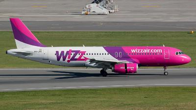 HA-LPE - Airbus A320-233 - Wizz Air