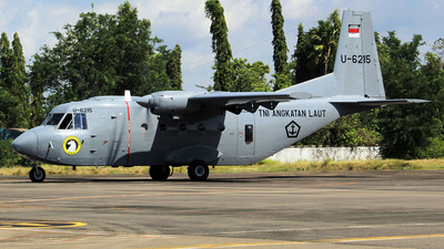 U-6215 - IPTN NC212M-200 Aviocar - Indonesia - Navy