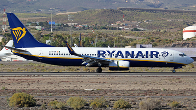 EI-GJK - Boeing 737-8AS - Ryanair