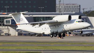 UR-74026 - Antonov An-74-200 - Motor Sich Airline