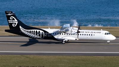 ZK-MVX - ATR 72-212A(600) - Air New Zealand