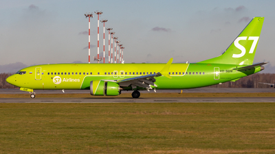 VQ-BGW - Boeing 737-8 MAX - S7 Airlines