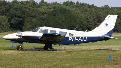 PH-AIJ - Piper PA-34-200T Seneca II - Breda Aviation