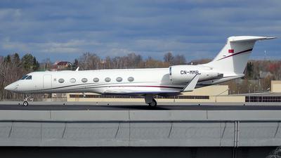 CN-MMR - Gulfstream G550 - Morocco - Government