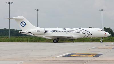 T7-SKA - Bombardier BD-700-1A10 Global Express XRS - Empire Aviation