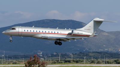 9H-VJH - Bombardier BD-700-1A10 Global 6000 - VistaJet