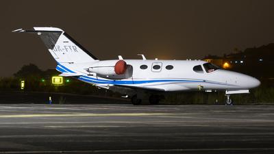 OK-FTR - Cessna 510 Citation Mustang - Private