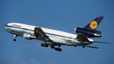 D-ADGO - McDonnell Douglas DC-10-30 - Lufthansa