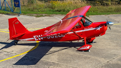 EW-562LL - American Champion 8KCAB Super Decathlon - Wings Flying School Belarus