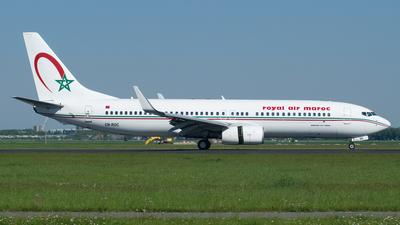 CN-ROC | Boeing 737-8B6 | Royal Air Maroc (RAM) | Simi | JetPhotos