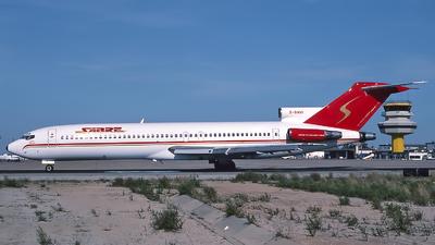 G-BNNI - Boeing 727-276(Adv) - Sabre Airways