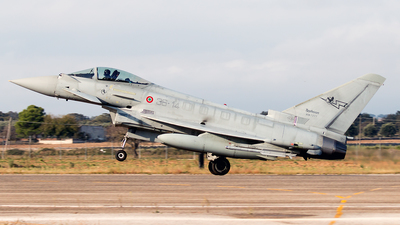 MM7277 - Eurofighter Typhoon EF2000 - Italy - Air Force