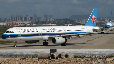 B-6978 - Airbus A321-231 - China Southern Airlines