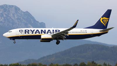 A picture of EIEME - Boeing 7378AS - Ryanair - © Karl Dittlbacher