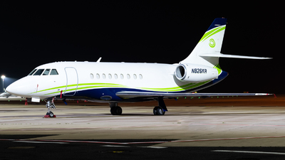 N826KR - Dassault Falcon 2000 - Private