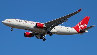 G-VMNK - Airbus A330-223 - Virgin Atlantic Airways