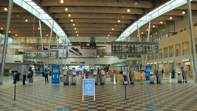 EKBI - Airport - Terminal