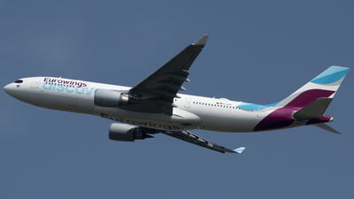 D-AXGF - Airbus A330-203 - Eurowings Discover
