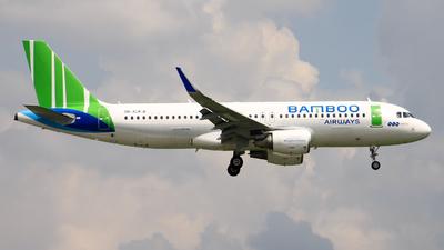 9N-ALM - Airbus A320-214 - Bamboo Airways