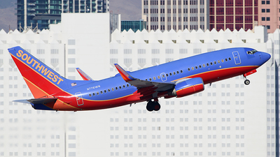 N776WN - Boeing 737-7H4 - Southwest Airlines