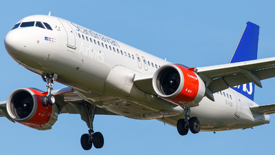 EI-SID - Airbus A320-251N - SAS Ireland